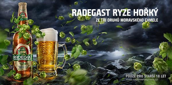 Radegast Beer