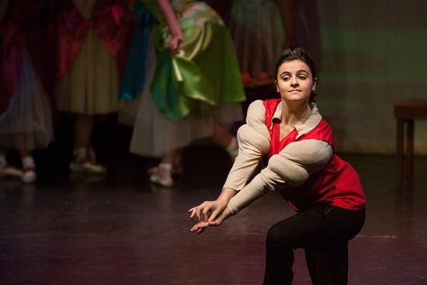 ballet Exhibition
