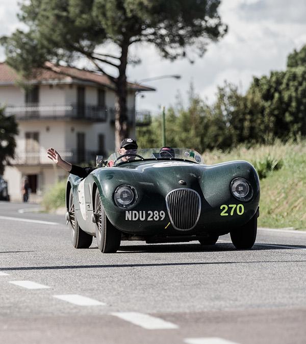 Jaguar Heritage At Mille Miglia 2013 On Behance