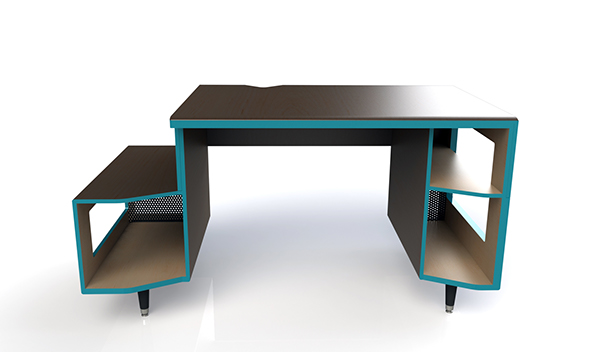 Desk Design and Prototyping on Behance