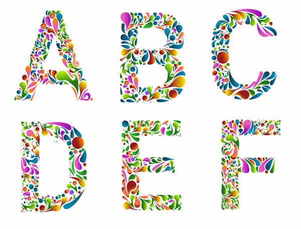 font type Free font handmade vector type creative