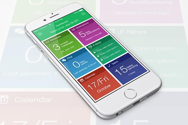Mobile app community planning ios