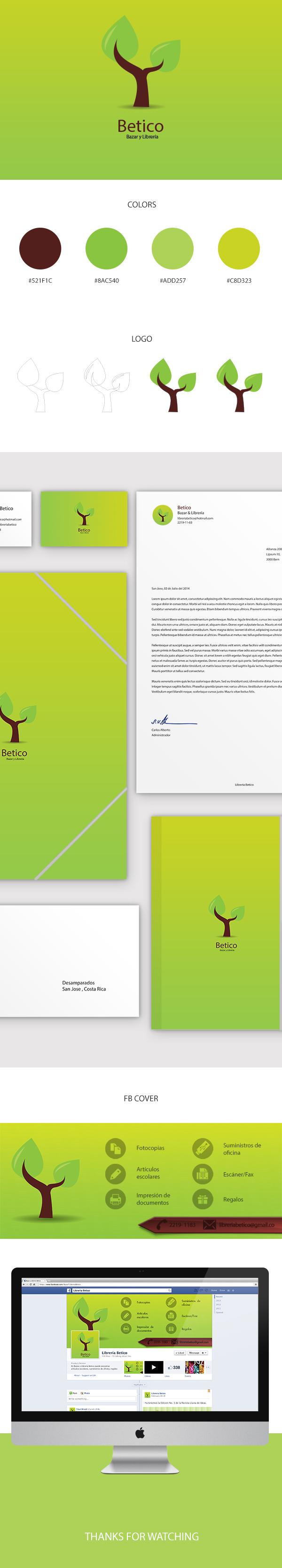 Corporate Identity logo Printing