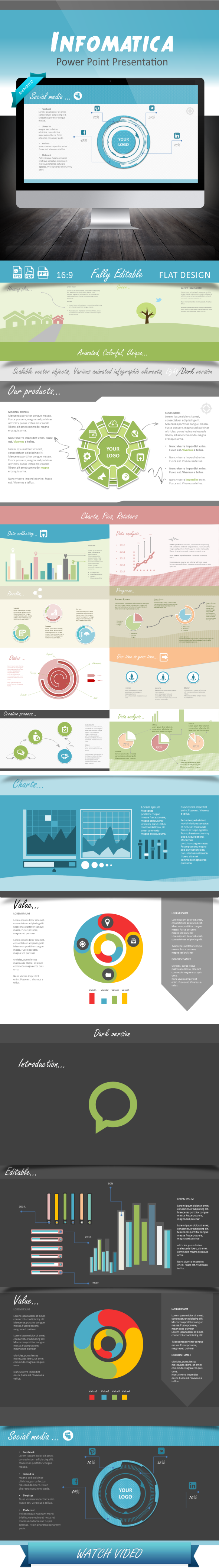 Awesome Powerpoint Presentation Design