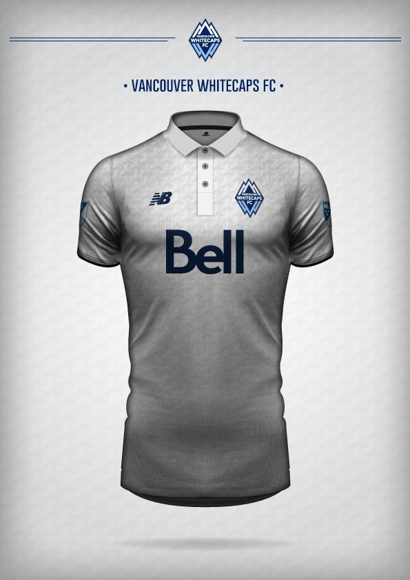 New Balance Vancouver Whitecaps Concept Kit