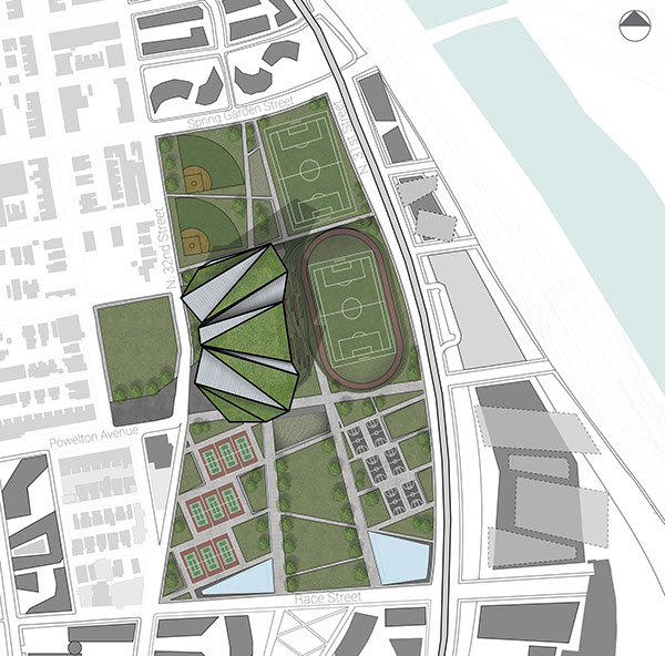 Drexel University Sports Complex On Philau Portfolios