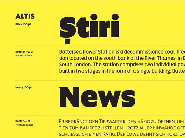 Typeface font new font antique olive avant garde grotesk grotesque Humanist sanserif legible sans-serif sans serif small caps caps geometric