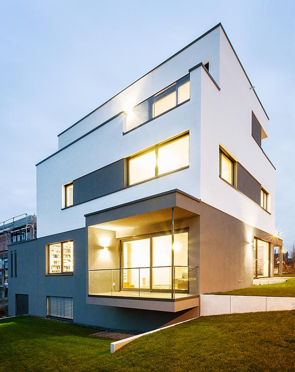 wohnhaus frankfurt main on behance. Black Bedroom Furniture Sets. Home Design Ideas