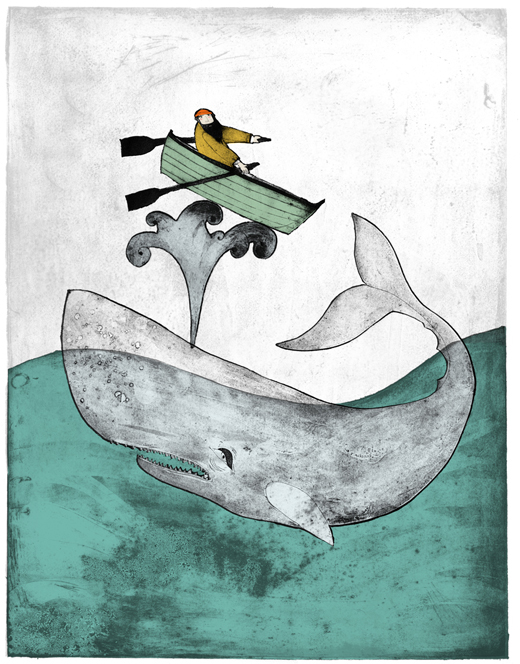exploring the infinite meanings in the story of moby dick Herman melville's epic novel, moby dick, is no exception, with some interesting history and meaning behind the title of the tale about captain ahab and a great whale let's look closer at the.