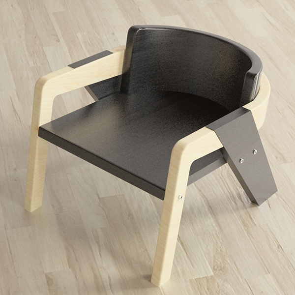 Fidi Interior Design Courses In Florence Italy An: IO Chair On Furniture Served