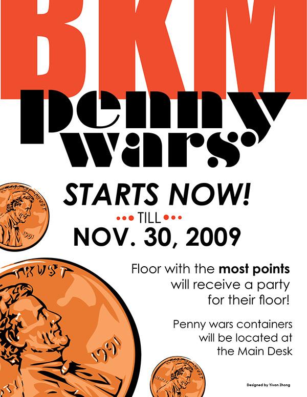 Penny War Instructions Penny Wars