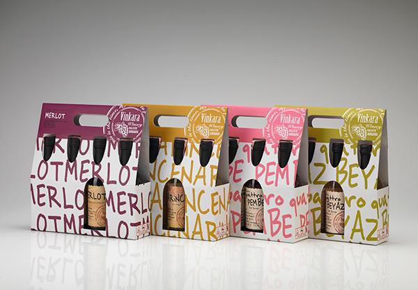 wine istanbul Turkey vinkara carrier bottle ypsilontasarim ypsilon tasarim