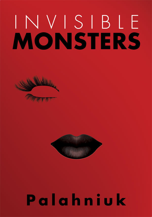 Minimalist Horror Book Covers ~ Minimalist book covers on behance