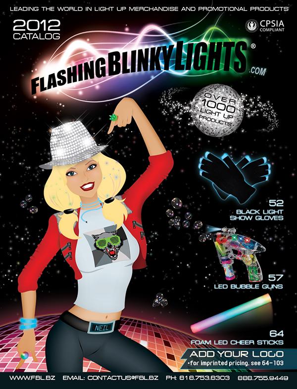 Flashing Blinky Lights 2012 Catalog On Behance