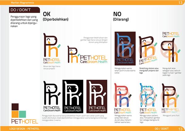 Pet Hotel Logo On Behance