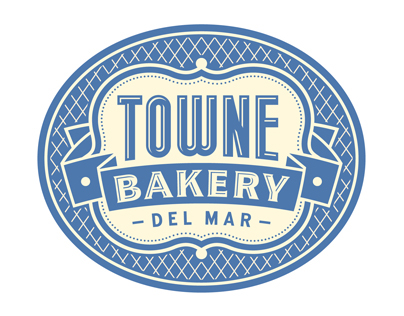 Towne bakery branding on behance for T shirt printing westerville ohio