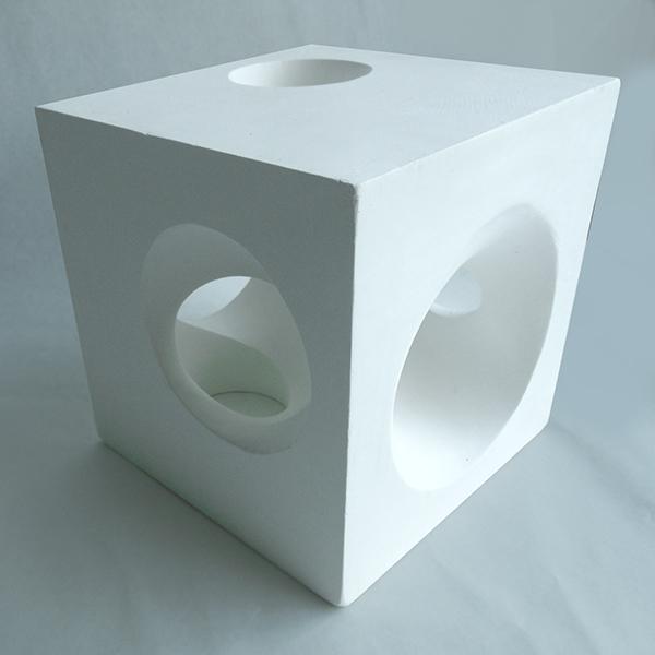 Space In Cube On Pratt Portfolios