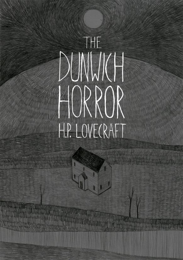 lovecraft horror dunwich