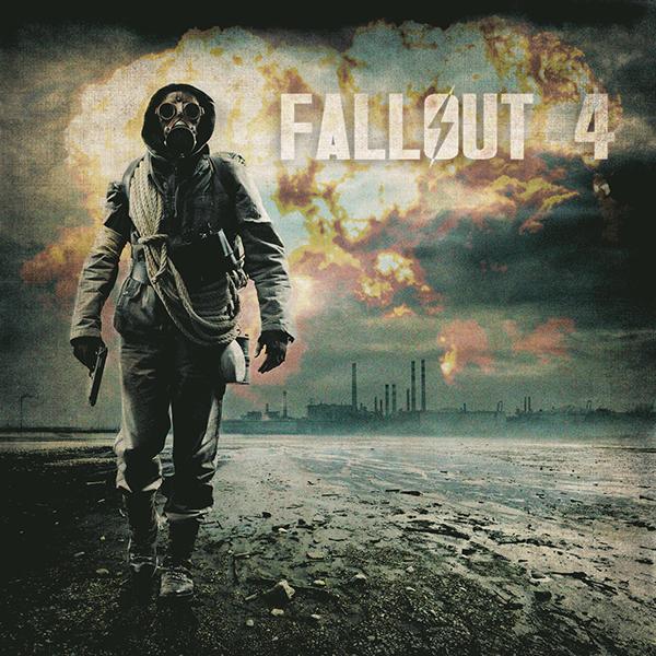 Fallout 3 Fan Art: Fan Art On Behance