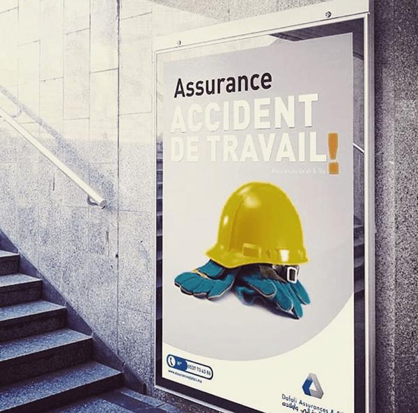 affiche assurance