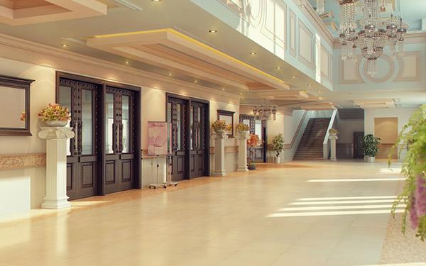 Banquet Halls Interior On Behance