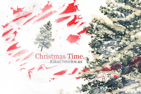 kika kikacreative kika creative wallpaper Christmas christmas time creative