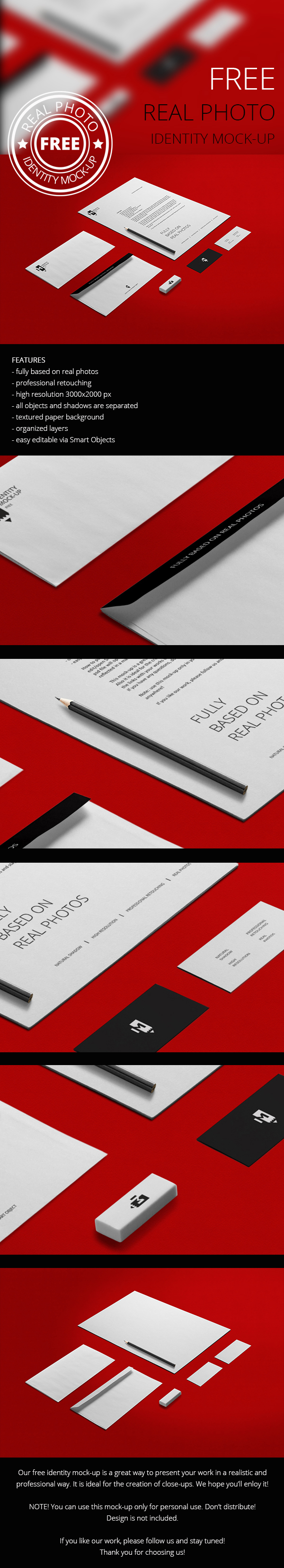 identity Stationery brand mock-up Mockup mocks free clevery identity mock-up free identity mockup free letterhead envelope business card logo Logotype