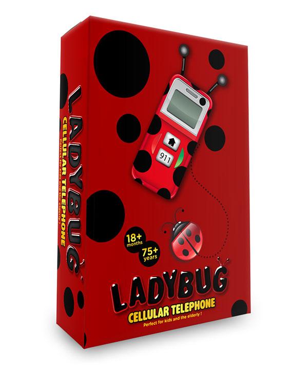 Ladybug Cell Phone On Behance