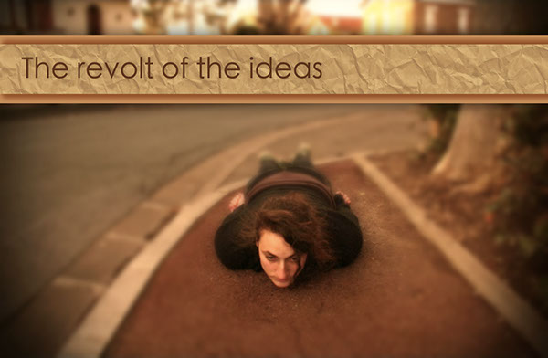 Stop Motion The Revolt Of Ideas On Behance