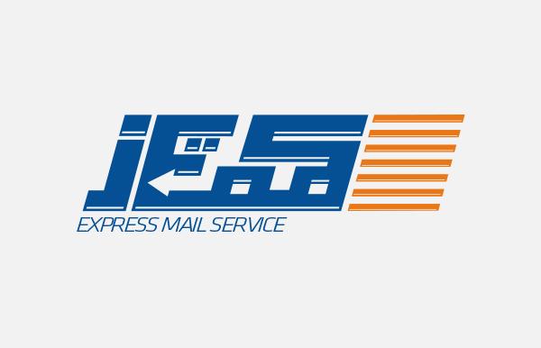 express mail service on behance. Black Bedroom Furniture Sets. Home Design Ideas