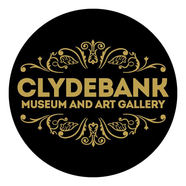 clydebank museum amp art gallery logo design on behance