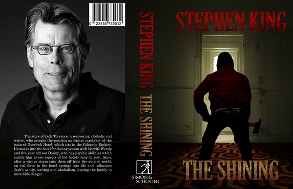 The Shining Book Cover On Behance