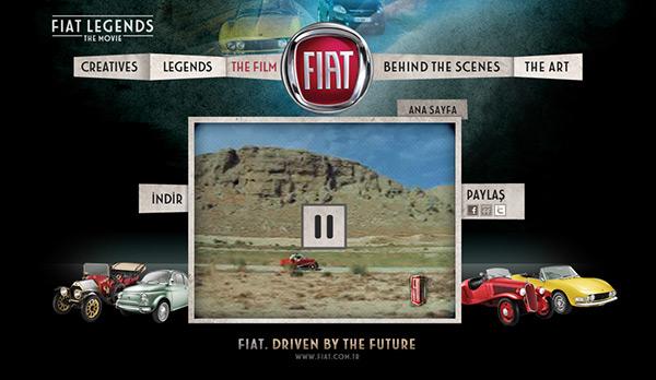 fiat Fiat Legends zero Balilla Topolino Dino