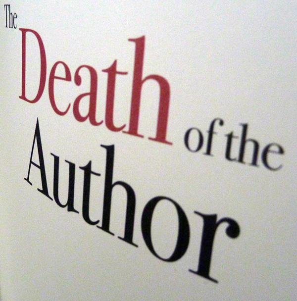 death of the author english literature essay Johann wolfgang von goethe, german poet, playwright, novelist, scientist, statesman, theatre director, critic, and amateur artist, considered the greatest german literary figure of the modern era.