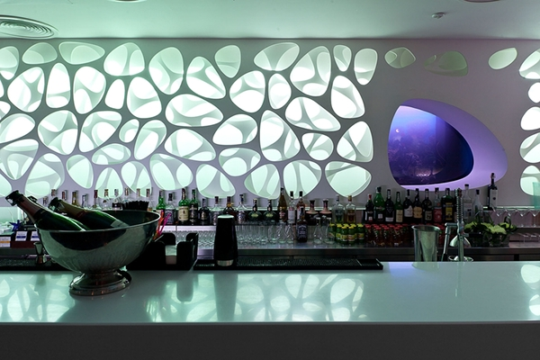 Stefano 39 s fine food factory oyster bar on behance for Sea interior design ideas