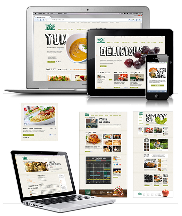 Whole Foods Rfp