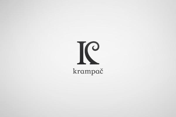 wine krampac winery vine bottles wine label Label