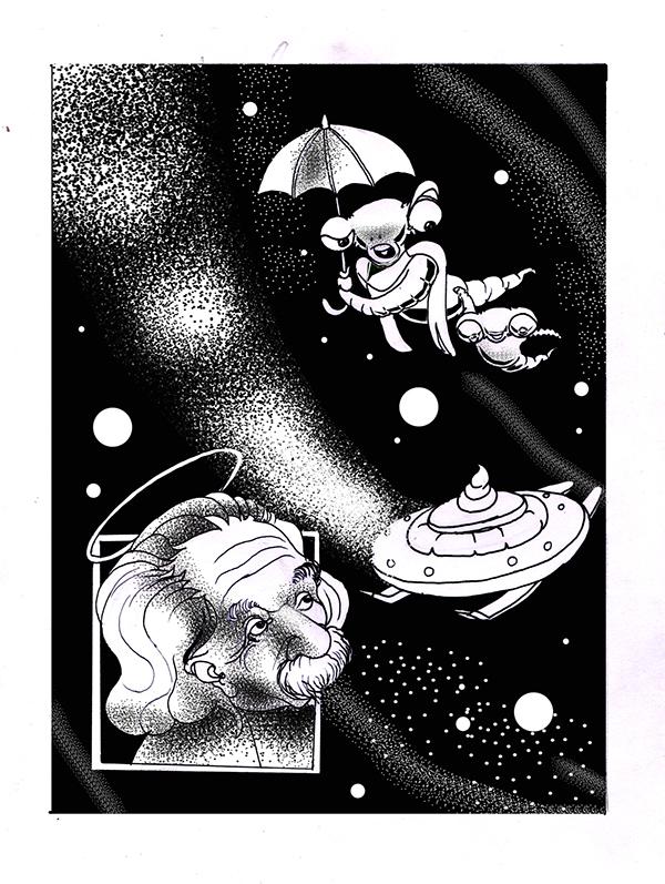 unmad unmad magazine comics cartoon scifi comics Scifi
