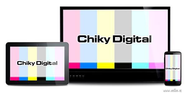chiky digital desarrollo web Diseño web diseño gráfico comunicacion online