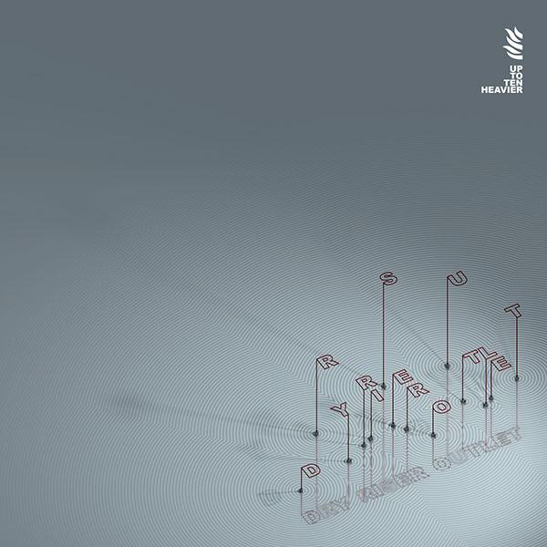 CD cover, cover,optical illusion,music cd,komkom doorn