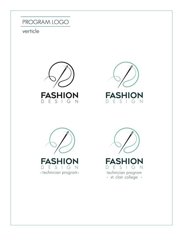 St Clair College Atelier Fashion Design Branding On Student Show