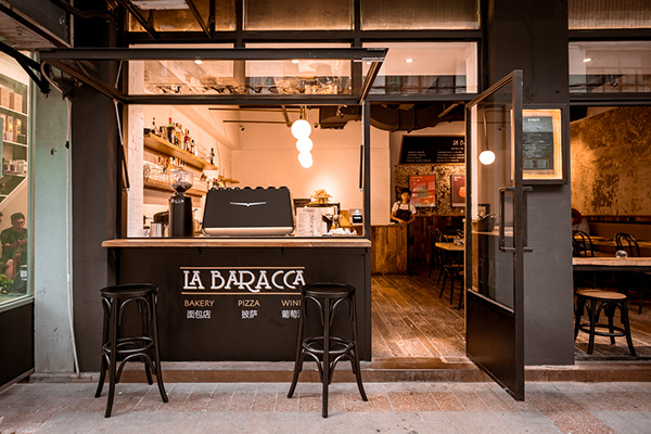 La Baracca [Shanghai] by hcreates