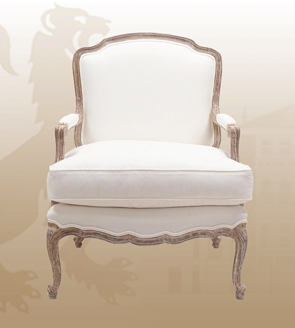 Superbe Shabby Chic Armchair
