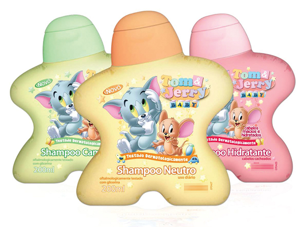 Package Baby Tom and Jerry baby Cosmetic Package Cosmetic