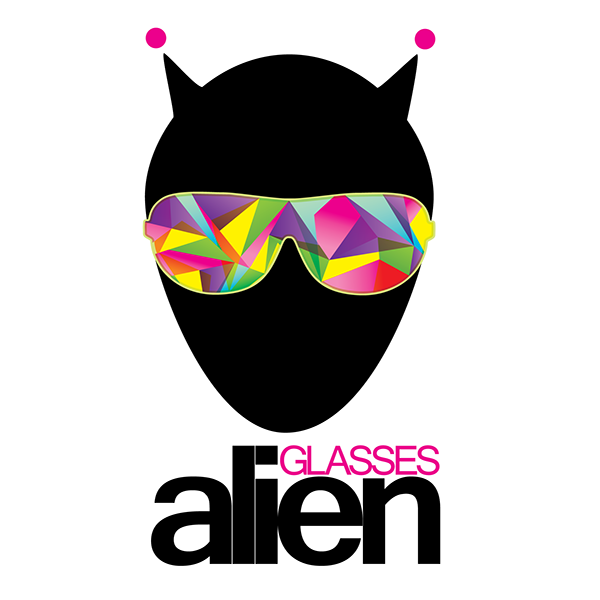 D Glasses Graphic Design