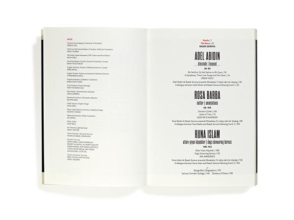 contemporary art book