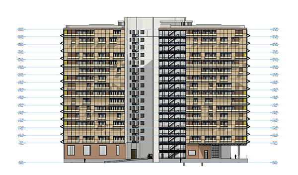 Cf pro habitar vivienda bioclimatica en altura 2013 1 on - Altura de un piso ...