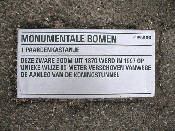 tekstplates  Pavement  stailess steel informationbords  Zagara plaquette durable Sustainable dutch Dutch design