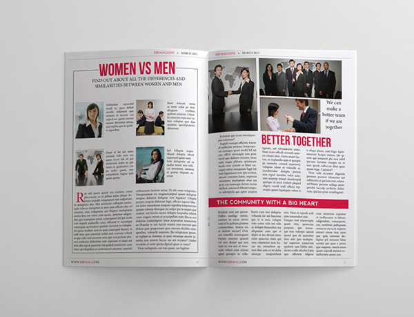 24 pages business magazine template on behance 24 pages business magazine template it is a professional and clean indesign magazine template that can be used for any type of business accmission Image collections