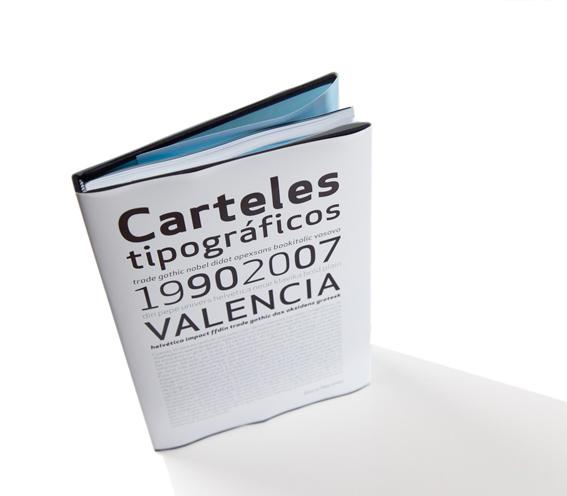 Libro carteles tipogr ficos pfc de la easd valencia on - Easd valencia ...